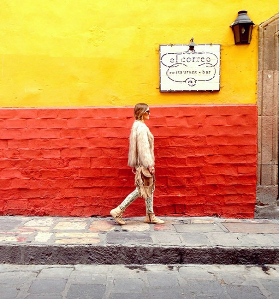TRAVEL & LIVING: Mueblo mágico – San Miguel de Allende