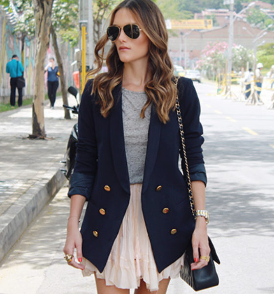 PREPPY  & CHIC: It's about timeless pieces