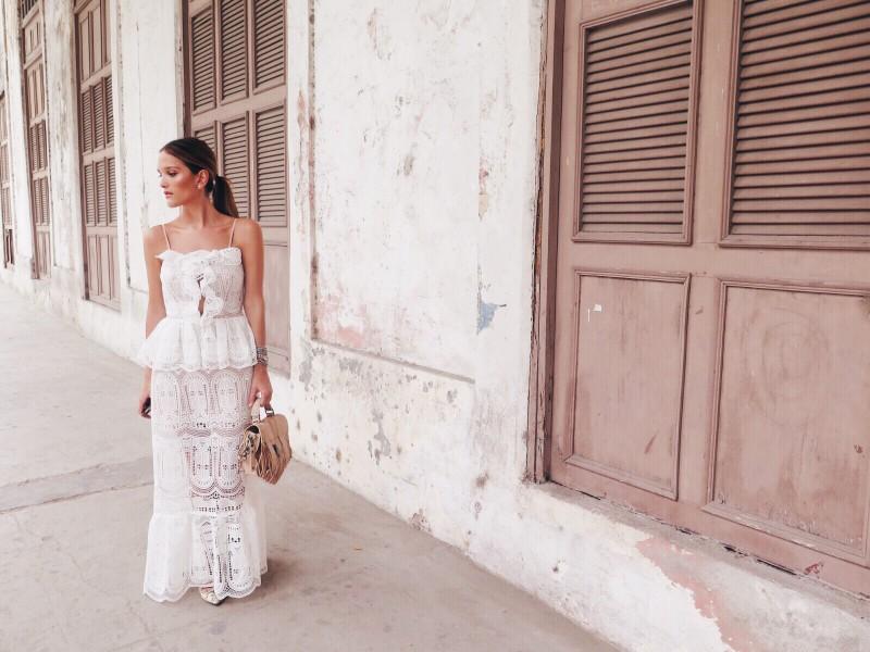 De Paseo Por Habana Vieja