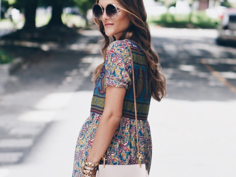 The Maxi Dress for Fall