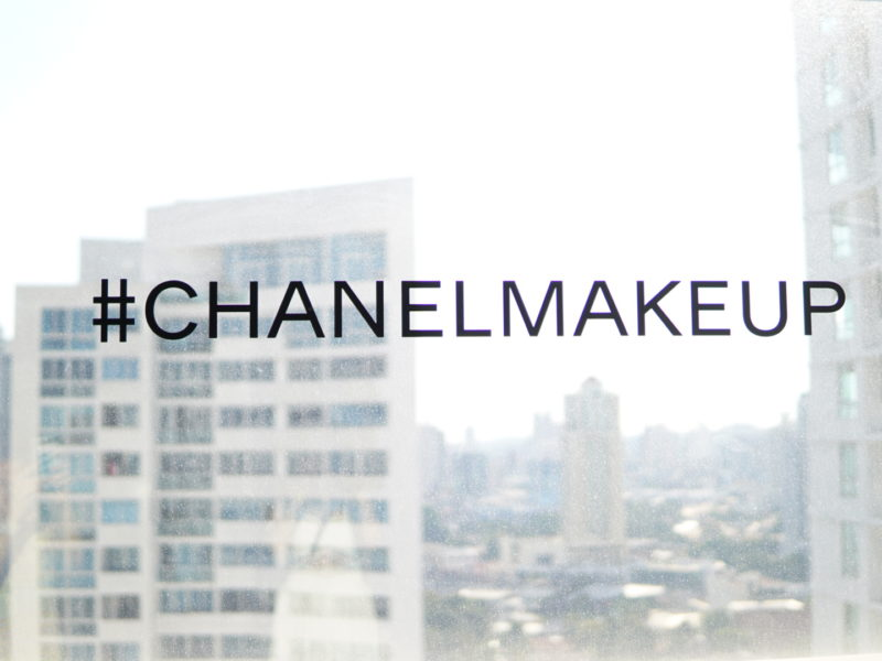 Travel & Living: #ChanelBeauty